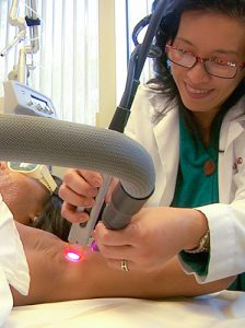 Laser Hair Removal on dark skin