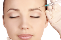 Treatment with Botox® is quick and simple