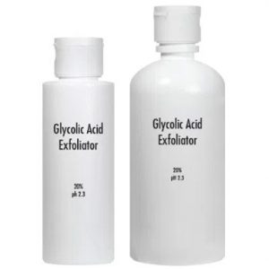 Using Glycolic acid to get rid of stretch marks