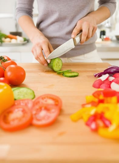 Maintaining healthy eating habits is a great way to get glowing skin