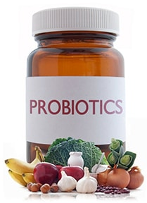 Probiotics are a great natural home remedy for rosacea