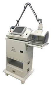 Laser treatment with the Phoenix c02 laser system