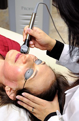 How to tighten skin - Laser skin tightening of the face