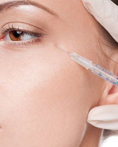 Restylane is a synthetic dermal filler