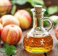 Apple cider vinegar to get rid of skin tags